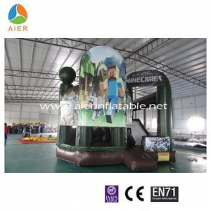 China 2016 famous brand creative design inflatable bouncers on sale