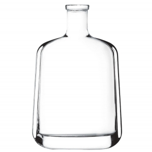 China Spirit Bottle Material: High White Glass wholesale