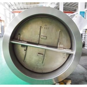 China API 594 Check Valve, Dual Plate, 150#, 30IN on sale