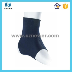 China New delicated breathable neoprene updated ankle support health protector on sale