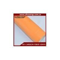 4D Carbon Fiber 4D Orange U4C-003
