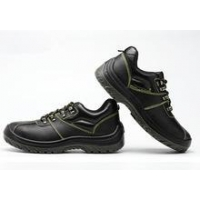 New design best selling real leather PU/PU sole safety shoes