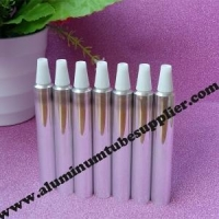 China Pharmaceutical Collapsible Aluminium Tubes With Plastic Cap on sale