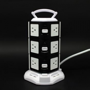 China tower power socket,USB socket,extension socket ,surge protector,usb adapter on sale