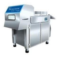 meat processing machine QK2000, frozen meat cutter