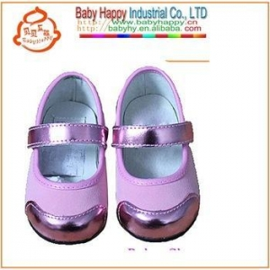 China squeaky shoes Guangzhou Shoe Factory Hot Selling european children shoes on sale