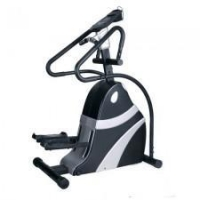 Stair Climbers and Stepper Deluxe Commercial Programable Summit Trainer LCS303HP