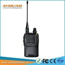 China SHOUAO TS-G5 bicycle walkie talkie with FM radio fucntion 3w made in China walkie talkie for sale on sale