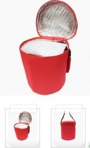 China custom insulated lunch bag for adults , fitness insulated lunch cooler bag manufacturer on sale