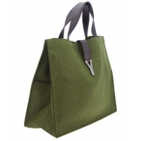 Fashion customized shopping canvas bag, colored cotton bag Shopping canvas bag Manufacture