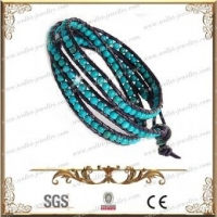 China Beaded magnetic hematite bracelet on sale