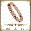 China rose gold plated ceramic ladies bracelet for sale