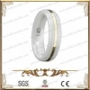 China White Ceramic Wedding Rings CMR-0045 for sale