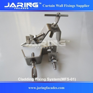 China Jaring Stone Cladding Fixings Cladding Fixing System on sale