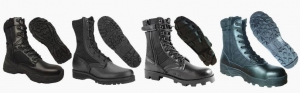China 300 ST version tactical force US pilot combat military safety boots Be... on sale