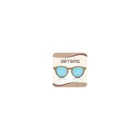 Custom Handmade Wholesale Bamboo Wooden Sunglasses Hinge Wood Sunglasses