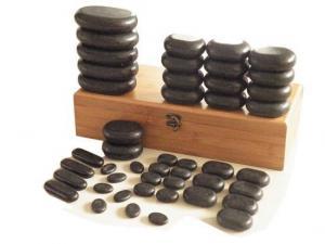 China BLS45Hot massage stone 45pcs set on sale