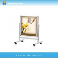 China Free Artwork cardboard poster board stands display on sale