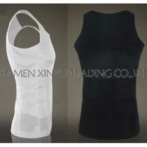 China Men's Shapewear Slim N Lift Seamless Slimming Men Vest Men′s Body Shaper on sale