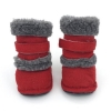 China Dog Shoes & Boots Winter Warm Dog Boots for sale