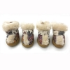 China Dog Shoes & Boots Winter fur dog shoes for sale