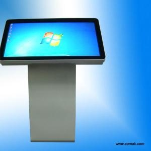 China 32'' to 55'' Floor Stand Touch Screen Desktop Monitor/Kiosk/All In One PC on sale