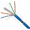 China Lan Cable Cat.6 FTP cat.6, 23 AWG solid BC, LSZH jacket for sale