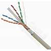 China Lan Cable Cat.6 FTP cat.6, 23AWG solid CCA, PVC jacket for sale