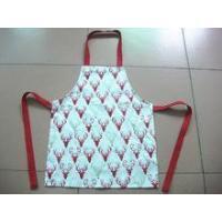 100% cotton fabric customized kids apron children apron safe material Kids apron