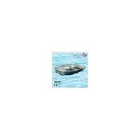 China AV type boat All-welded aluminum boat with waterproof floor for sale on sale