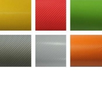 Products 4D Carbon Fiber car vinyl wrap