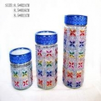 China kitchen tea coffee sugar canisters on sale