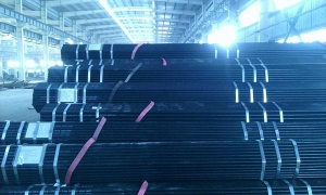 China Seamless Steel Pipe ASTM A106GR.B SEAMLESS STEEL PIPES on sale