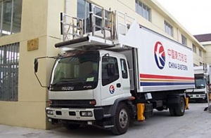 China HFSP4000/6000 Catering Truck HFSP4000/6000 Catering Truck on sale