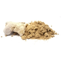 Dried 100% pure ginger powder