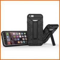 Armor Bear Slim Fit KickStand Card Slot PC+TPU Case For iPhone5SE/6S/6S Plus Case