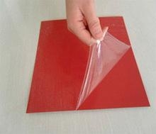 China Black&White/Milkly Film PE protective film for aluminium profiles on sale