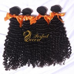 China Malaysian Curly Hair Natural Hair Weave on sale
