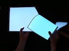 China EL backlight/EL sheet/EL panel electroluminescent panel on sale