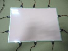 China China EL Backlighting Customized Size EL Sheet EL Panel in Shenzhen on sale