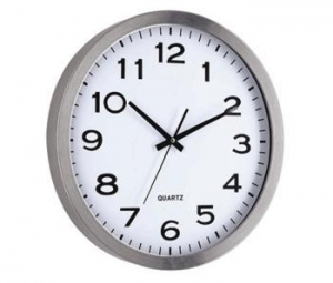 China Metal /aluminum Quartz Wall Clock Big size 29 inch wall clock on sale