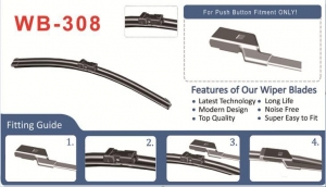 China Special Wiper Blade Buick Wiper on sale