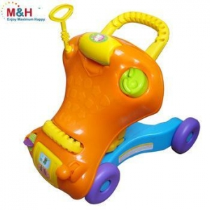 China Baby Walker Ride On Car 2 IN 1 Kids Walker Baby Gift kid toys gift on sale