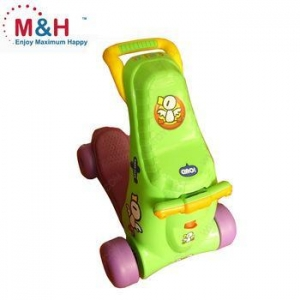 China Baby Scooter Ride On Car 2 IN 1 Kids Scooter Baby Gift kid toys gift on sale