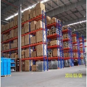 China warehouse shelving units on sale