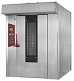 China Baking ovens Diesel Rotary Oven on sale