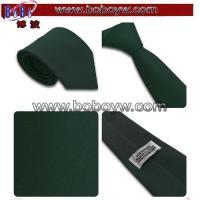 Tie & Bowtie Custom Dobby Designs Men′s Silk Tie