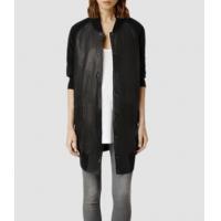 Leather Jacket Womens Extend Leather Bomber Jacket