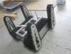 China Robot rubber track Climbing Robot Rubber Track on sale