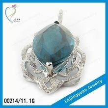 China 925 sterling silver jewelry wholesale charms pendant on sale